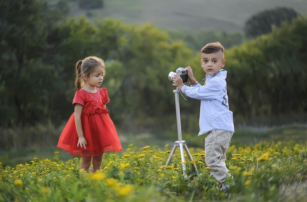 כך תשיגו שיתוף פעולה מהילדים - במהלך צילומי משפחה